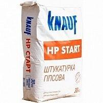 Штукатурка гипсовая стартовая HP Start Knauf 30кг