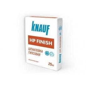 Шпаклівка гіпсова фінішна HP Finish Knauf 25кг