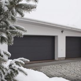 Теплые гаражные ворота серии Prestige 2750x2500 мм