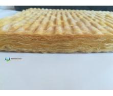 Звукоизоляция пола от ударного шума Акуфлор-S 20 стеклоплита НГ 1200x600x20 мм