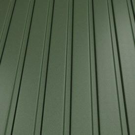 Профнастил С-8 0,45 мат зелений 6020 U.s.steel Kosice Словаччина