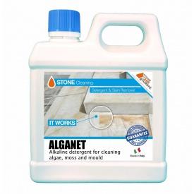 Очистка камня ALGANET на водной основе 1 л