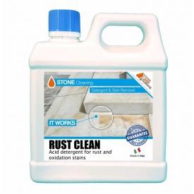 Очистка камня RUST CLEAN на основе кислоты 1 л