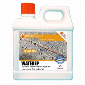 Очистка камня WATEREP на основе сольвента 1 л
