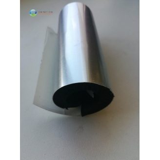Утеплювач каучуковий для труб K-Flex 09-054 ST AL CLAD з алюминизированным покриттям