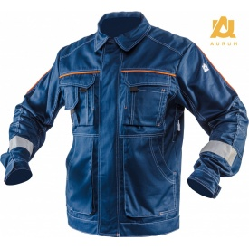 Куртка робоча захисна AURUM ANTISTAT BLUE