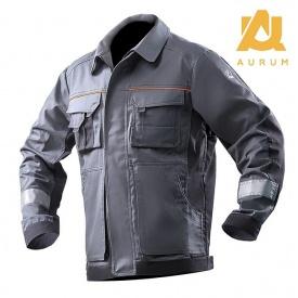 Куртка рабочая защитная AURUM GREY хлопок