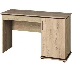 Стол письменный Палермо Мир мебели Дуб корабельный