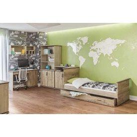 Детская Комплект №2 Палермо Мир мебели