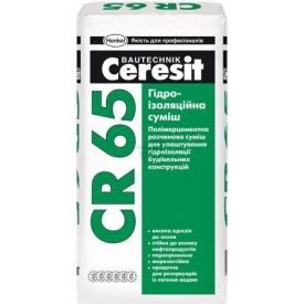 Гідроізоляційна суміш Ceresit CR 65 25 кг жорстка