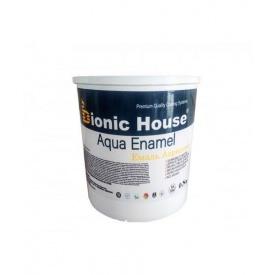 Акриловая эмаль Bionic-House AQUA ENAMEL 1,0 л