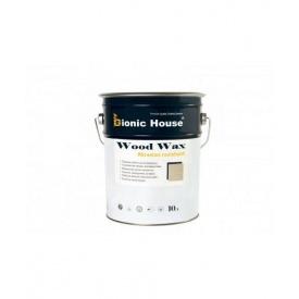 Воск для дерева Bionic-House WOOD WAX 10 л