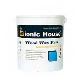 Віск для дерева Bionic-WOOD House WAX PRO 2,5 л