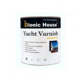 Лак яхтный Bionic-House алкид-уретановый 10 л