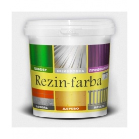 Краска Gaia резиновая REZIN-FARBA 3 л