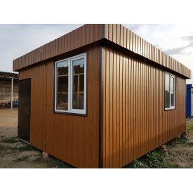 Строительство домика для турбазы или дачи 2х2х2,5 м