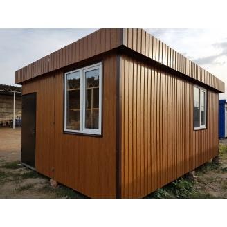 Будівництво будиночка для турбази або дачі 2х2х2,5 м