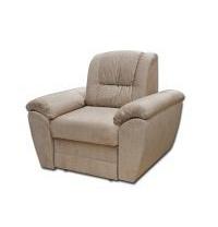 Крісло ВІКА Бруклін В нерозкладне 121х90х103 см 1 категорія