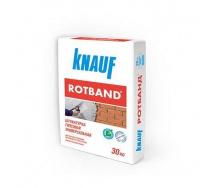 Смесь гипсовая штукатурка Кнауф Ротбанд 30 кг