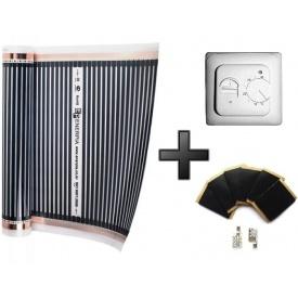 Электрический инфракрасный теплый пол Deawoo Enerpia 305