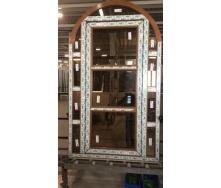 Двери арочные 7-камерный профиль WDS 1200х2200