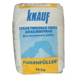 Шпаклевка гипсовая Кнауф Фугенфюллер Г2 ШГ2-1 25 кг