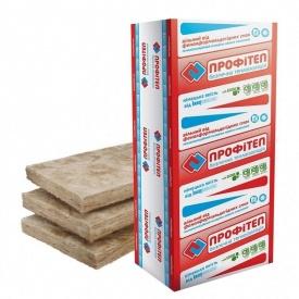 Утеплитель минеральный ПРОФІТЕП 100 Оптима 100х610х1230 мм 48 упаковка