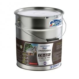 Грунт Gaia ГФ-021 30 кг