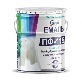 Эмаль Gaia ПФ-115 2,5 кг