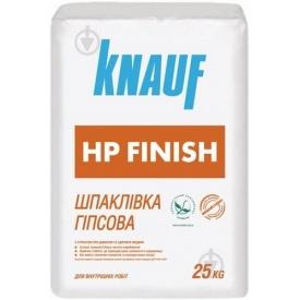 Гипсовая шпаклевка Knauf HP Finish 25 кг