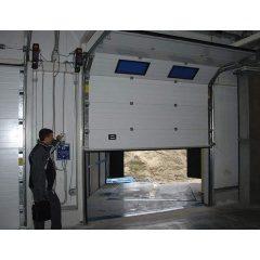 Автоматика для промышленных секционных ворот
