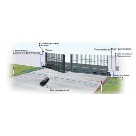 Комплект автоматики AN-Motors ASW 3000 Kit для распашных ворот
