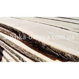 Доска необрезная столярная Ясень 30-55 мм3 м сорт 1-2