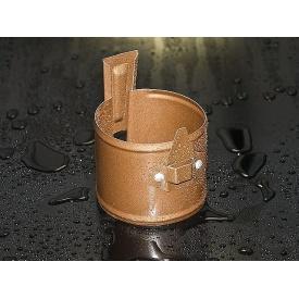 Крепление водосточной трубы 150/100 листовая сталь Prelaq RWS