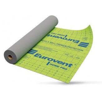 Диффузионная мембрана EUROVENT HOME PRO 1,50х50 м 135 г/м2
