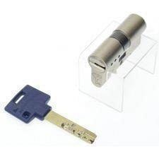 Цилиндр Mul-t-lock Interactive+ 105 55x50 ключ-ключ никель сатин