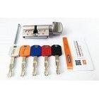 Цилиндр TOKOZ PRO 300 ключ/тумблер 95 мм 35х60Т