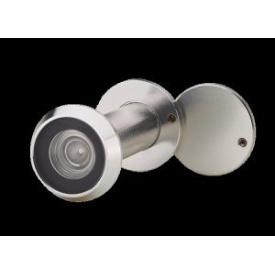 Глазок дверной MVM DV35-55/16 матовый хром