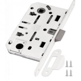 Замок механизм WC межкомнатный AGB Mediana Evolution белый