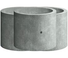 Кольцо с дном Elit Beton КСД 7.9 железобетонное 700х900 мм