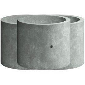 Кольцо стеновое Elit Beton КС 15.3 железобетонное 1500х300 мм