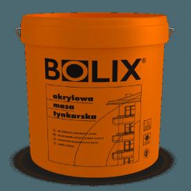 Штукатурка акриловая BOLIX TM 15 кг