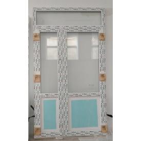 Двері вхідні штульпові з 5-камерного дверного профілю WDS 1410х2500 мм