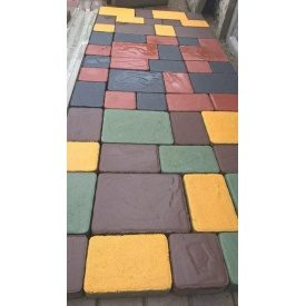 Тротуарная плитка Венеция 40 мм