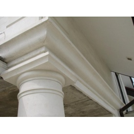 Вузол колони з карнизом StoneSelect з вапняку