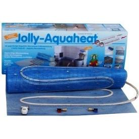 Водяна тепла підлога Jolly-Aquaheat без стяжки 2,5 м2