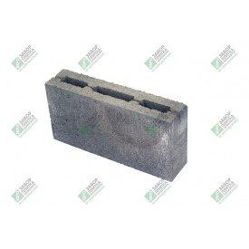 Блок гладкий простеночный 390х90х188 мм