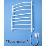 Електричний полотенцесушитель Евротрапик