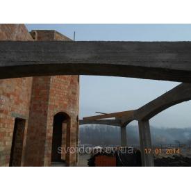 Влаштування бетонних арок різної конфігурації