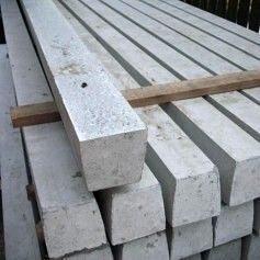 Столб под сетку железобетонный 90х95х2500 см